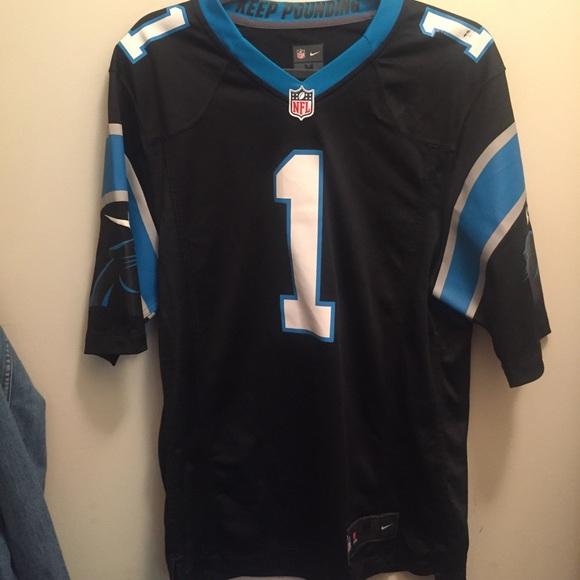 online store a5da3 7134d Cam Newton Panthers Jersey